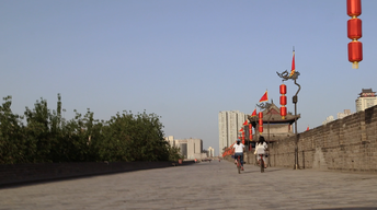 Behind the Scenes: Xi'an City