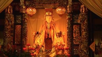 Behind the Scenes: Nanjing Sea Goddess Temple