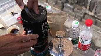 Behind the Scenes: Coffee Making
