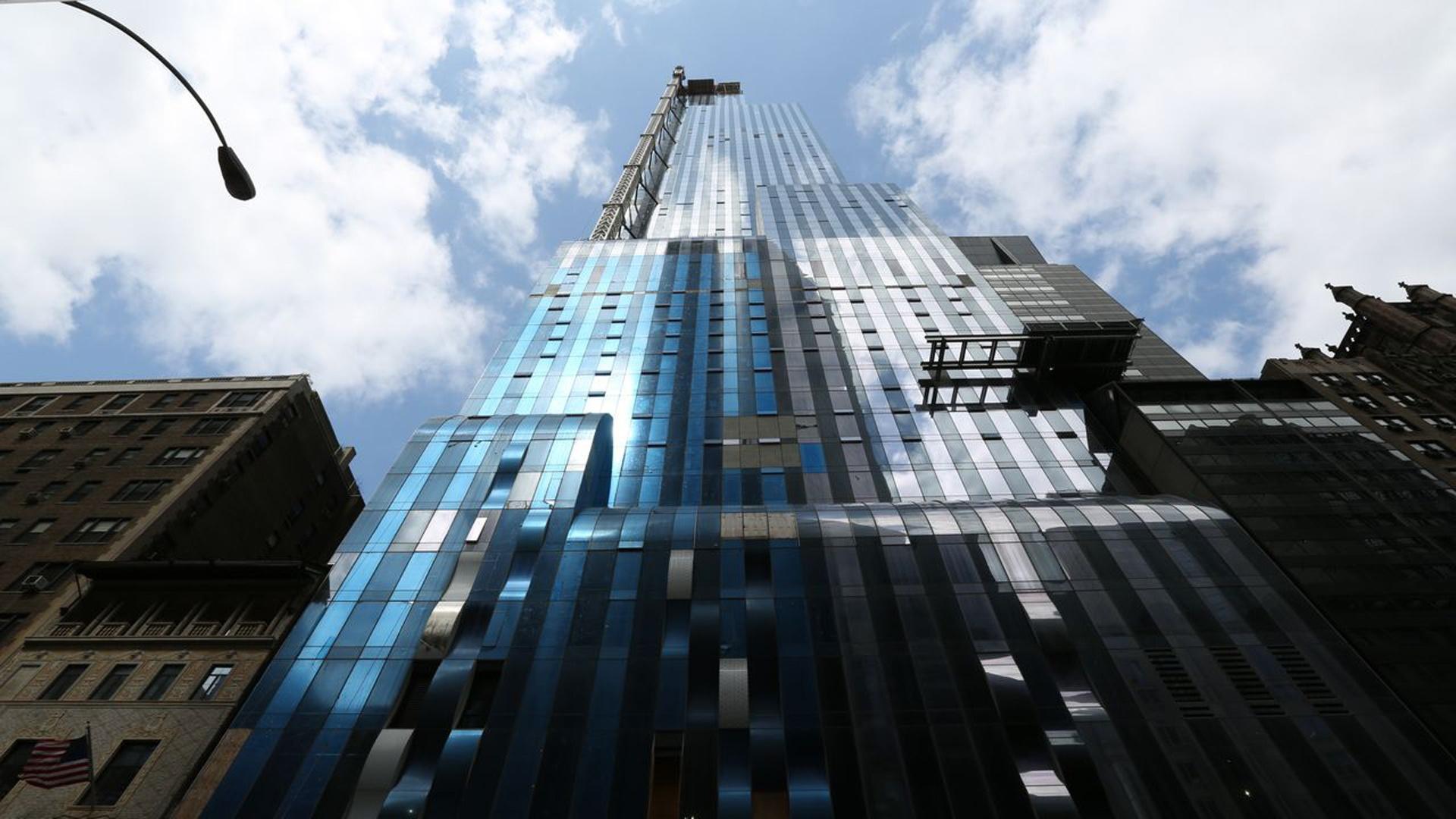 The Billionaire Building - Preview