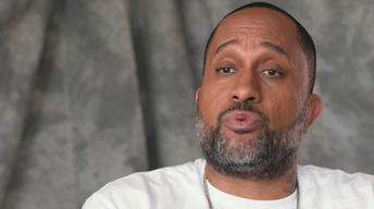 Kenya Barris talks to his young son about protests and anger