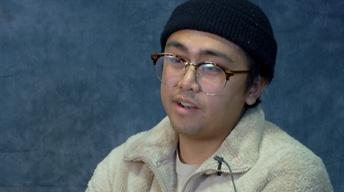 Christian Reyes on learning about his own prejudice