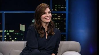 Actress Jeanne Tripplehorn