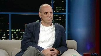 Investigative journalist Eric Schlosser