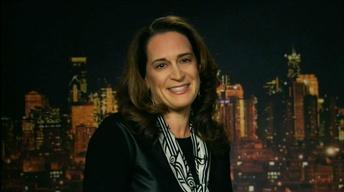 Barnard College president Debora L. Spar