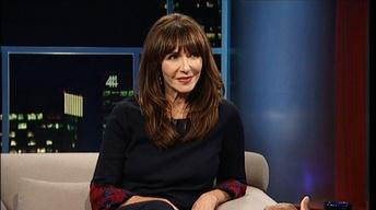 Actress Mary Steenburgen