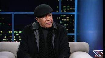 Jazz vocalist Al Jarreau image