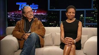 Actors LisaGay Hamilton & Edward James Olmos