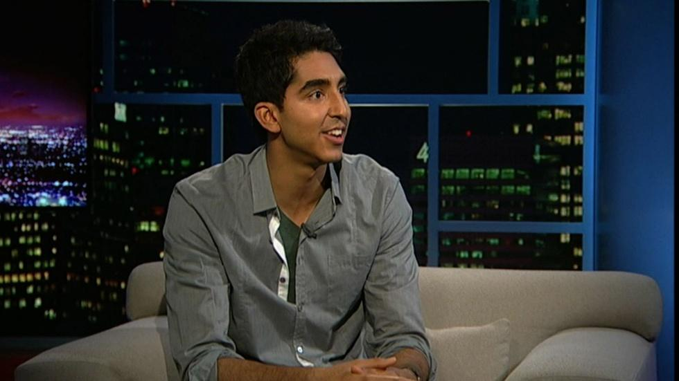 Actor Dev Patel image