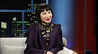Writer Amy Tan