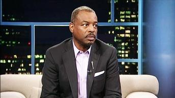 Actor-director-host LeVar Burton