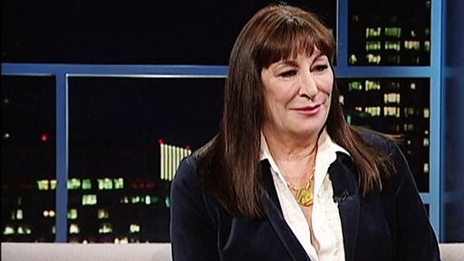 Actress-director Anjelica Huston Video Thumbnail