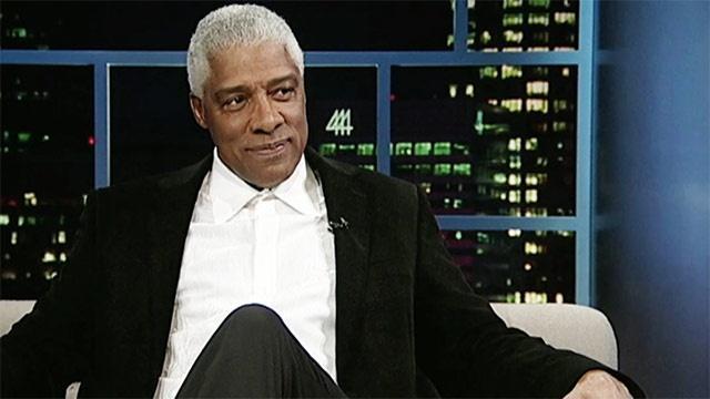 """NBA great Julius """"Dr. J"""" Erving image"""