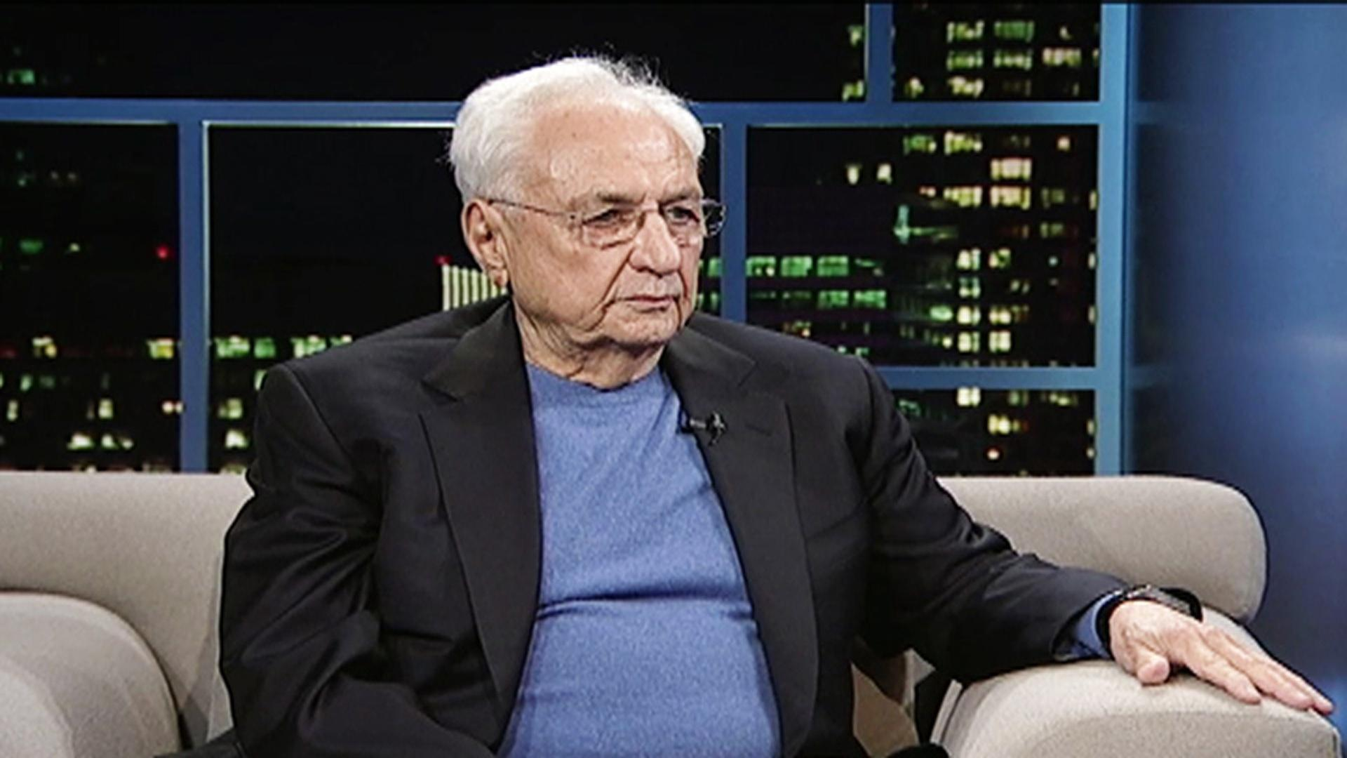 Famed architect Frank Gehry image