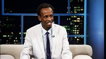 Actor Barkhad Abdi
