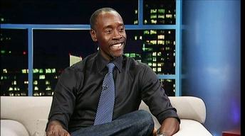 Actor-producer Don Cheadle image
