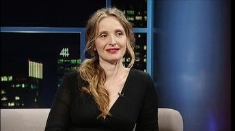 Actress-screenwriter Julie Delpy