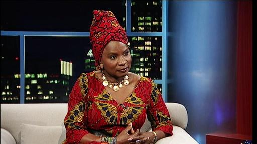 Singer-songwriter Angelique Kidjo Video Thumbnail