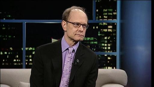 Actor-director David Hyde Pierce Video Thumbnail