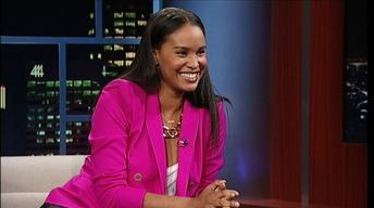Actress Joy Bryant