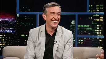 Actor-screenwriter Steve Coogan
