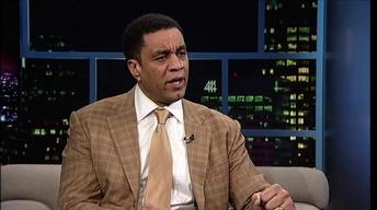 Actor Harry Lennix image