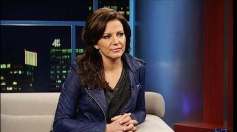 Singer-songwriter Martina McBride