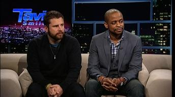 Actors Dulé Hill & James Roday