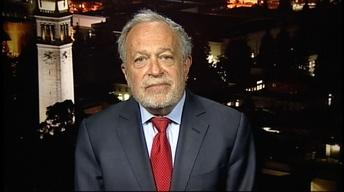 Public policy professor Robert Reich