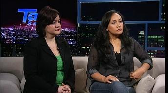 Activists Erika Andiola & Marielena Hincapié