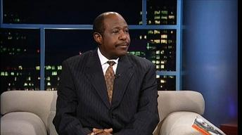 Hotel manager-turned-hero Paul Rusesabagina