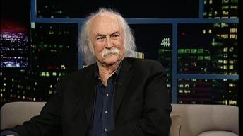 Singer-songwriter David Crosby image