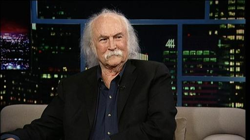 Singer-songwriter David Crosby Video Thumbnail