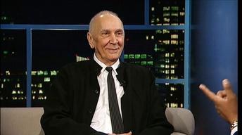 Actor Frank Langella image