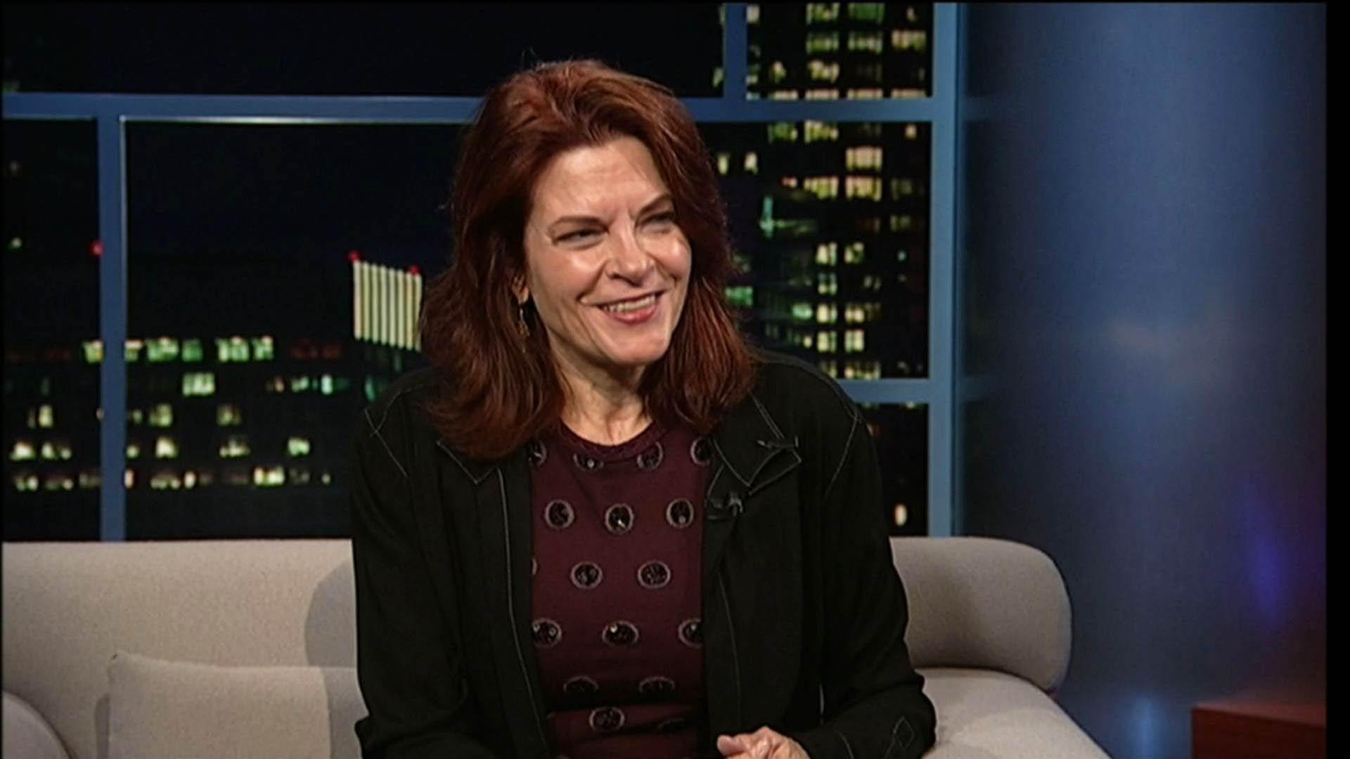 Singer-songwriter Rosanne Cash image