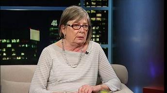 Writer Barbara Ehrenreich