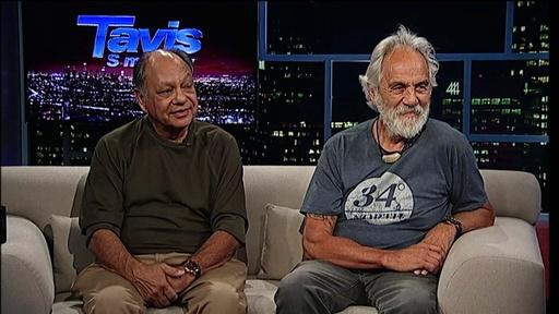 Comic duo Cheech Marin & Tommy Chong Video Thumbnail