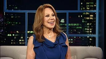Actress-author-activist Marlo Thomas