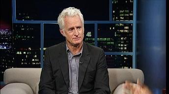 Actor-director John Slattery