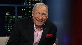 Comedian-filmmaker Mel Brooks – Part 2