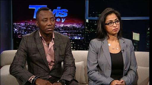 Omoyele Sowore & Amber Khan Video Thumbnail