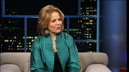 Opera singer Renée Fleming Video Thumbnail