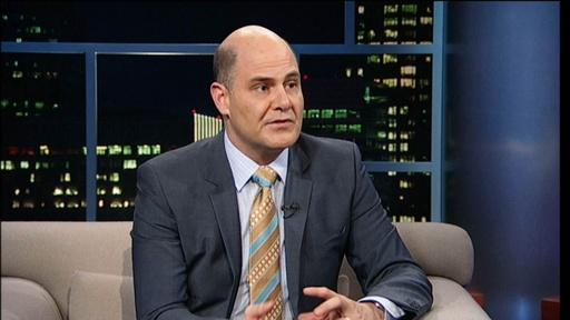 Writer-producer Matthew Weiner Video Thumbnail