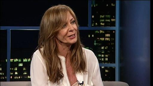 Actress Allison Janney Video Thumbnail