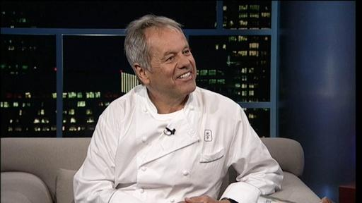Chef Wolfgang Puck Video Thumbnail