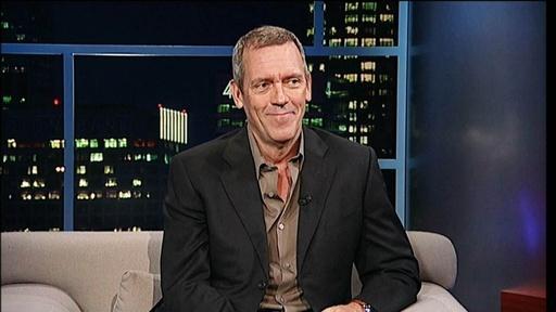 Actor-musician Hugh Laurie Video Thumbnail