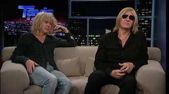 Def Leppard's Joe Elliott & Rick Savage