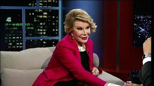 Comedienne Joan Rivers – Part 2 Video Thumbnail