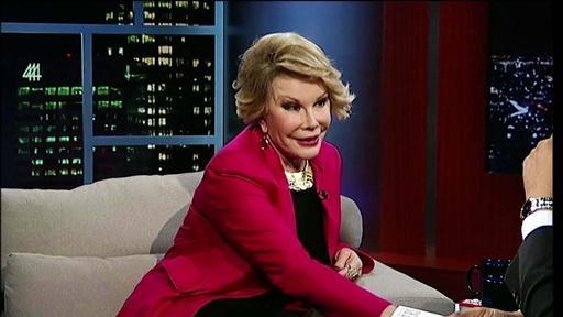 Comedienne Joan Rivers – Part 2 Video Thumbnail