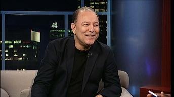 Musician-actor-activist Rubén Blades